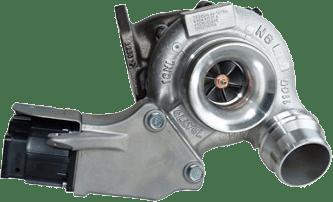 Turbosprężarki regeneracja